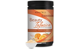 Neocell Collagen Beauty Infusion hương Cam - Collagen dạng bột của Mỹ