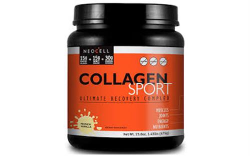 Neocell Collagen Sport Ultimate Recovery Complex Vanilla - Collagen thể thao của Mỹ