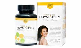 Sữa ong chúa Mỹ 1500mg Power Bee Royal Jelly Green Apple Nutition, USA - Kỳ Duyên House