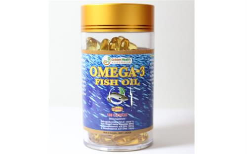 Omega 3 Golden Health Úc 365 viên 1000mg - Omega 3 Fish Oil Australia