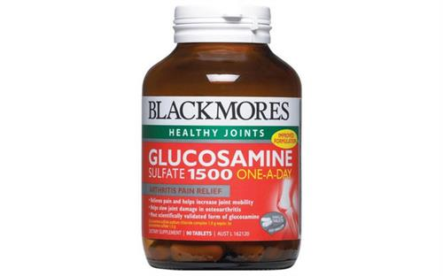 Blackmores Glucosamin Sulfate 1500 One a day của Úc hộp 90 viên