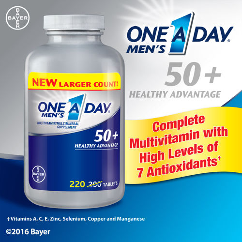 one a day men 220 vien