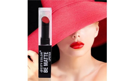Son lì City Color Be Matte Lipstick của Mỹ