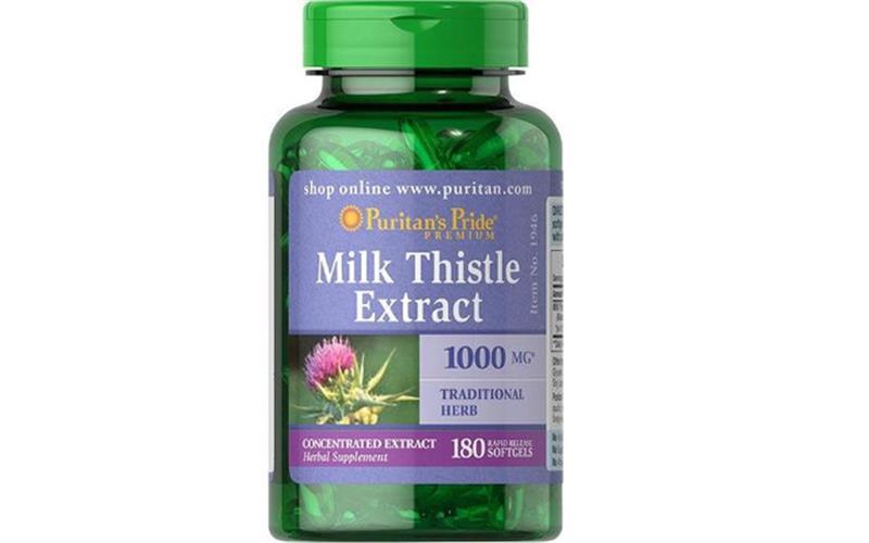 milk thítle 1000mg