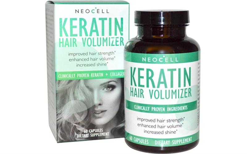Keratin Hair Volumizer hộp 60 viên Neocell