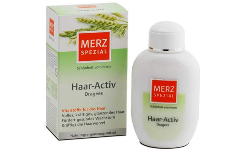 Hair-Active Dragees