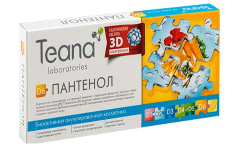 Collagen tươi Teana D6 của Nga