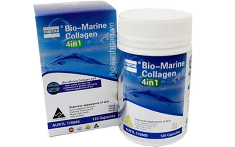 Bio – Marine Collagen 4 in 1 Costar