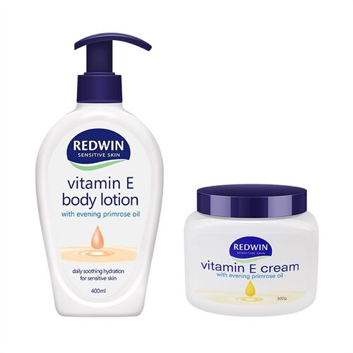 Body Lotion Redwin Vitamin E with Evening Primrose Oil 400ml