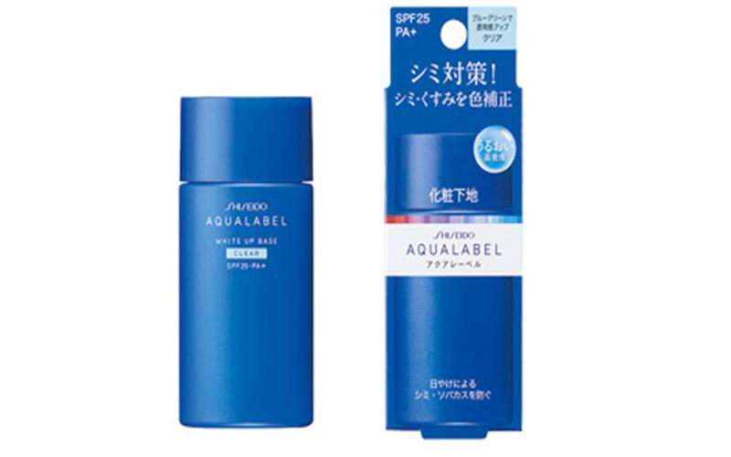 Kem lót Shiseido Aqualabel Nhật Bản