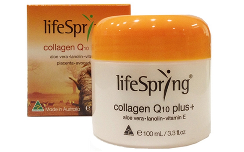 kem collagen q10 lifespring uc