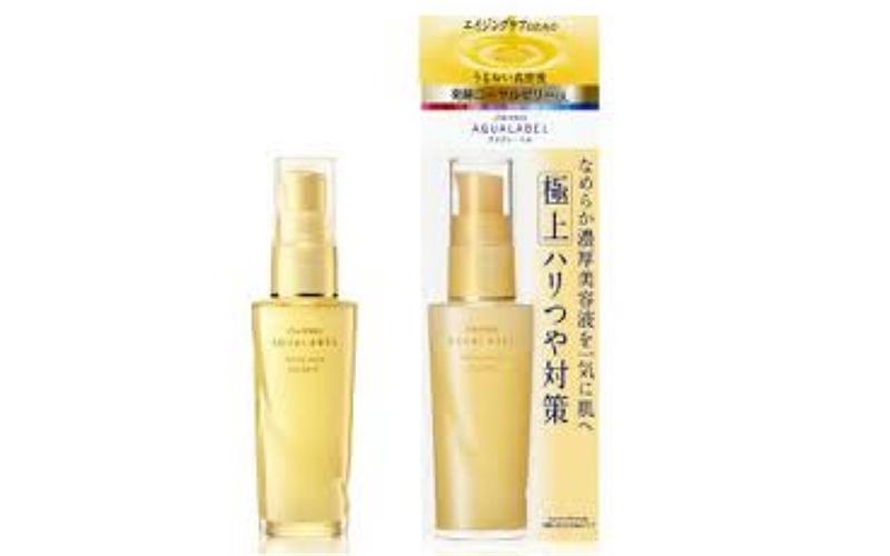 Serum Shiseido Aqualabel Royal Rich Essence