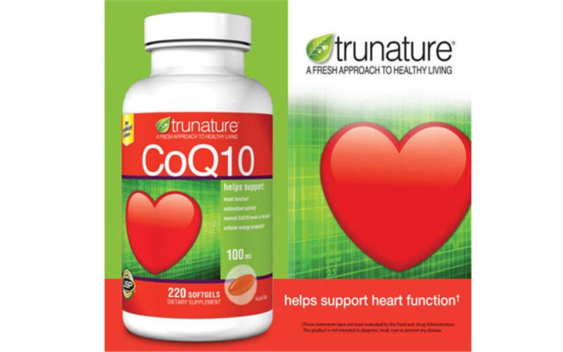 CoQ10 Trunature cua My