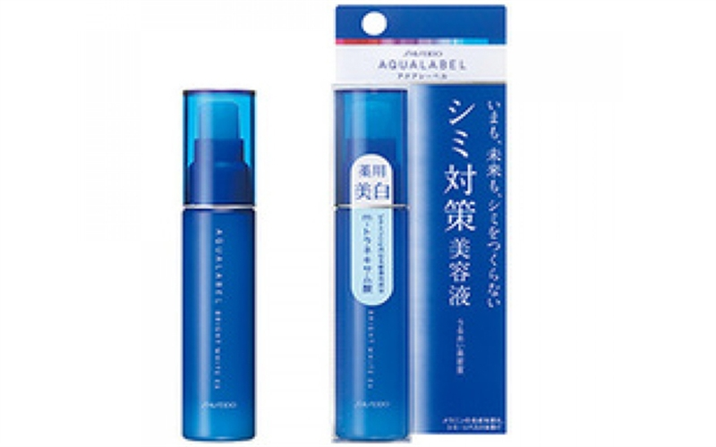 Huyet thanh shiseido aqualabel bright