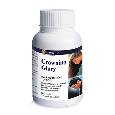 vien-uong-crowning-glory-moc-toc