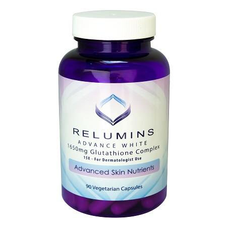 relumins trang da của mỹ